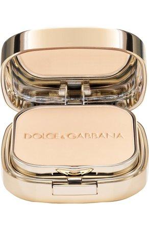 Тональная основа no Makeup SPF 30, оттенок Perfect Matte Powder Foundation, оттенок 70 Natural DOLCE & GABBANA для женщин — купить за 4060 руб. в интернет-магазине ЦУМ, арт. 3023755DG