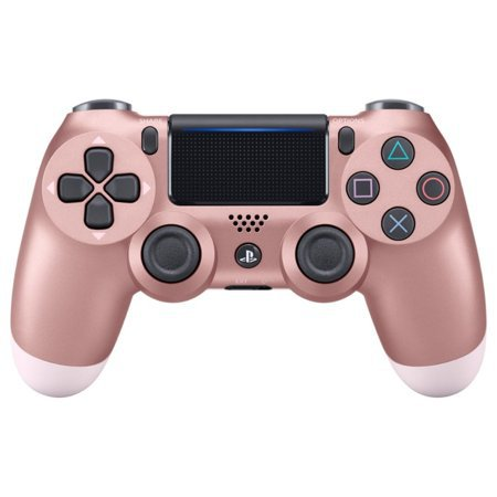 DualShock 4 Wireless Controller for PlayStation 4, Rose Gold - Walmart.com