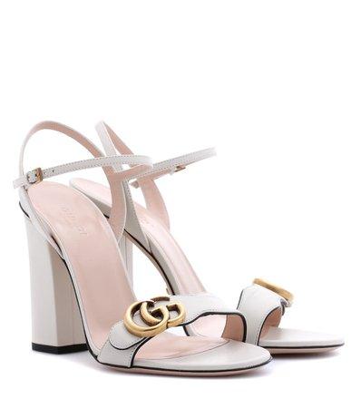 Leather Sandals - Gucci | mytheresa.com