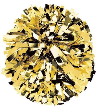 gold pom