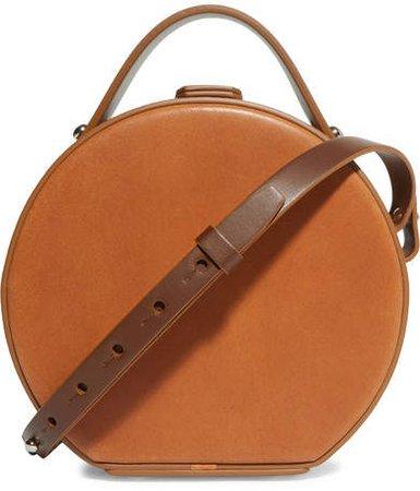 Nico Giani - Tunilla Mini Leather Shoulder Bag - Tan