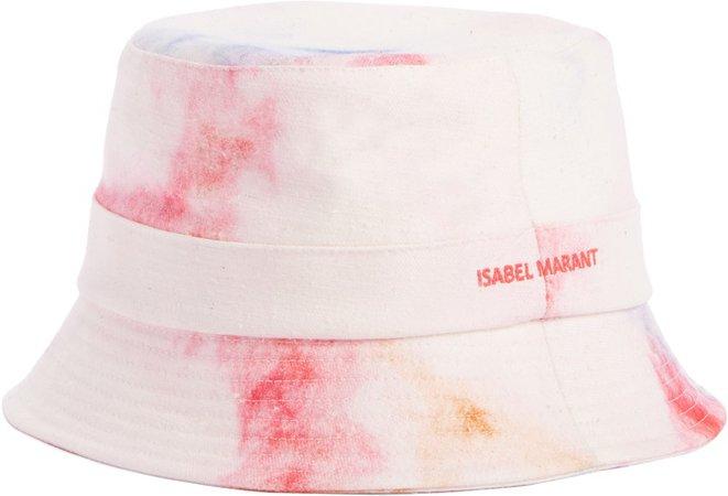 Haley Slouchy Tie Dye Bucket Hat