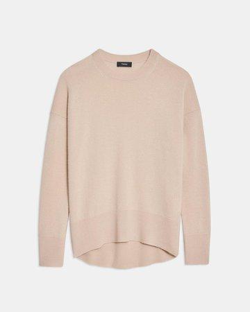 Cashmere Karenia Sweater | Theory
