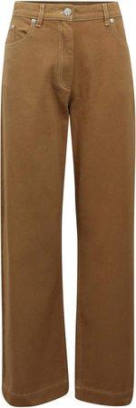 Baum und Pferdgarten Nikka Loose Fitted Denim Jeans Size: 34