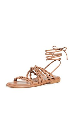 Stuart Weitzman Calypso Lace Up Sandals | SHOPBOP | The Style Event, Up to 25% Off On Must-Have Pieces From Top Designers