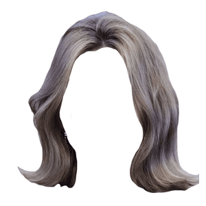 Short Grey Gray Hair