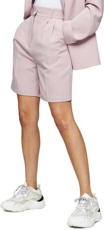Clean Crepe Shorts
