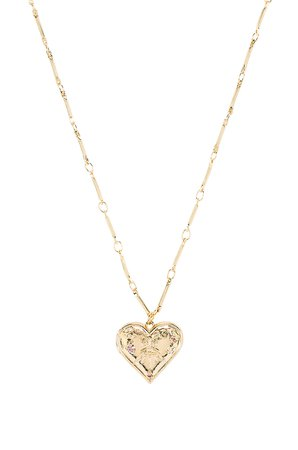 Harlow Locket Necklace