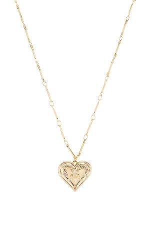 Harlow Locket Necklace
