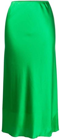 Dorothee high-waist midi skirt