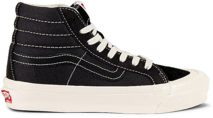 OG Style 138 LX in Asphalt & Black | FWRD