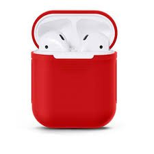airpods with a red case - Google Search