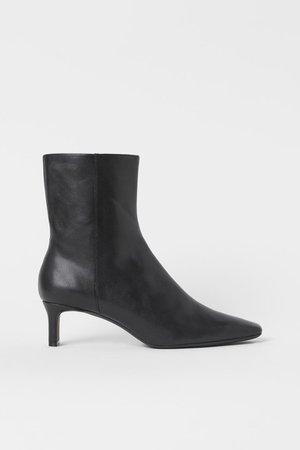 Ankle boots - Black - Ladies | H&M