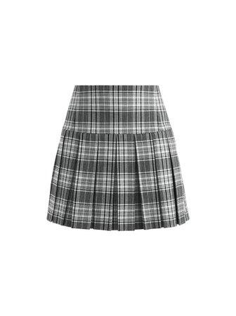 Emilie Pleated Mini Skirt | Alice And Olivia