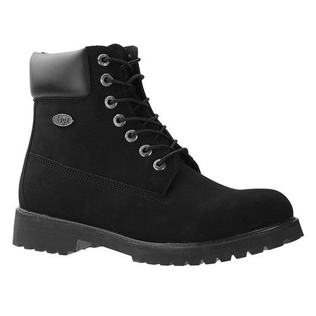 Lugz Mens Convoy Wr Water Resistant Work Boots Lace-up - JCPenney