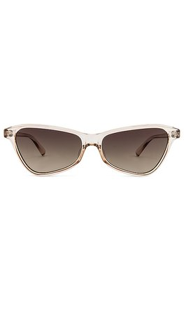 Le Specs Situationship in Stone & Khaki Gradient | REVOLVE