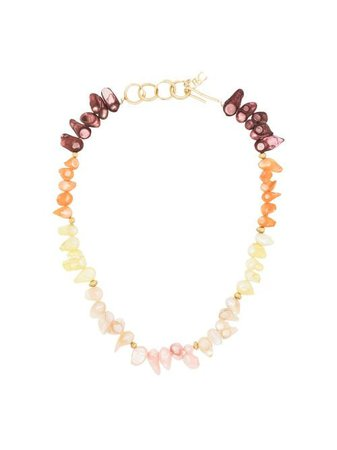 Joanna Laura Constantine gold-plated Pearl Necklace - Farfetch