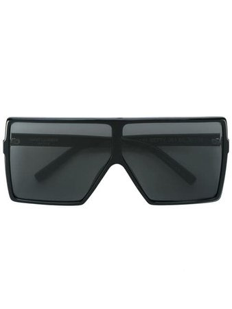 Saint Laurent Square Sunglasses - Farfetch