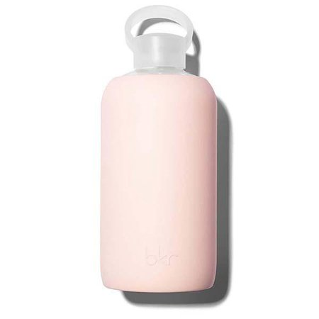 Glass Water Bottles | Big Tutu Glass Bottle | bkr® Liter Bottle | bkr
