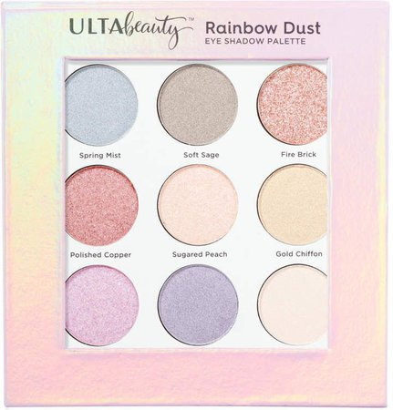 Rainbow Dust Eye Shadow Palette