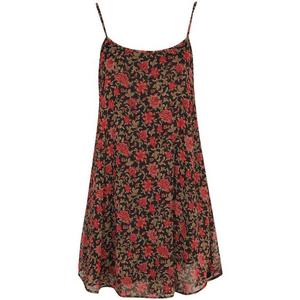 Floral Boho Dress PNG