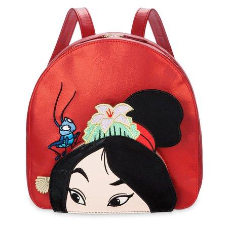 disney mulan backpack