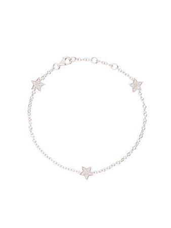 Alinka STASIA MINI Triple Star diamond bracelet