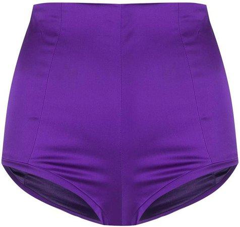 Murmur high waisted cheeky shorts