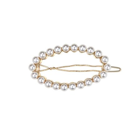 JESSICABUURMAN – KANOC Pearls Hair Clip