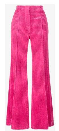 celine corduroy trousers