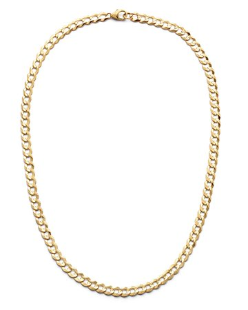 "Lana 15"" 14k Gold Vegas Chain Choker Necklace"