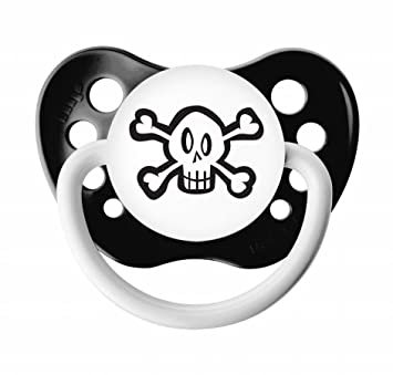 skull pacifier – Google-Suche