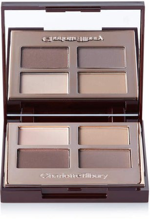 Luxury Palette Colour-coded Eye Shadow - The Sophisticate