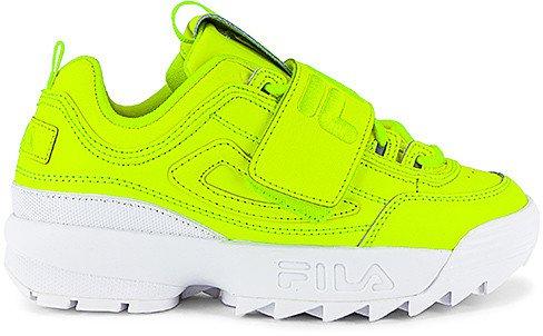 Disruptor II Applique Sneaker
