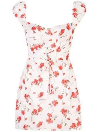Reformation Jess Floral Print Dress - Farfetch
