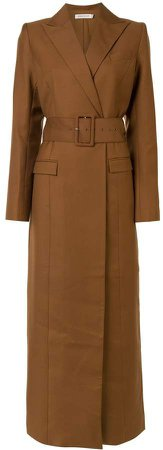 Nora longline coat