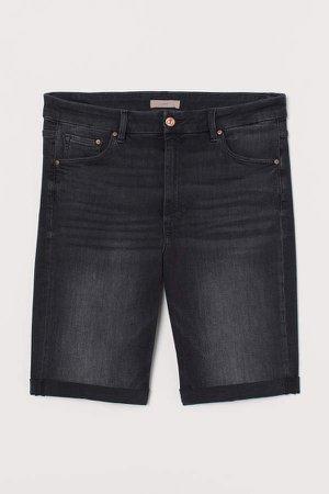 H&M+ Embrace Bermuda Shorts - Black