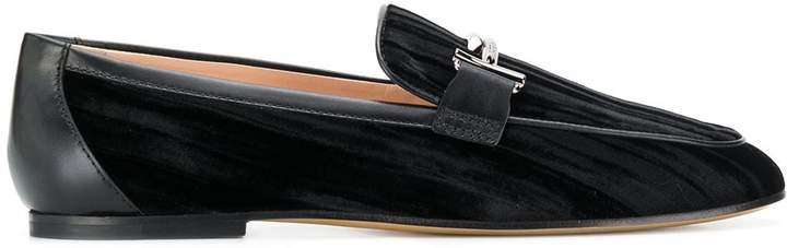 Double T loafers