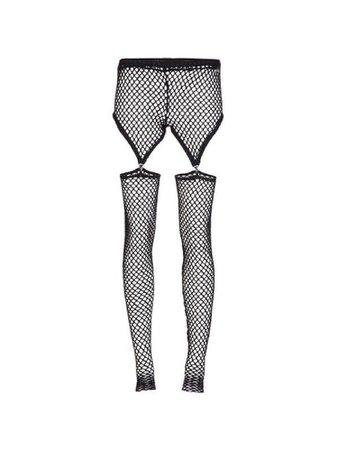 fishnet tights