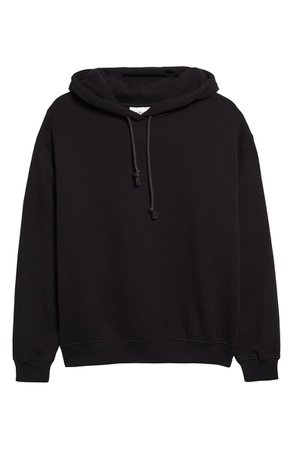 Acne Studios Feirdre Pink Label Hooded Sweatshirt   Nordstrom