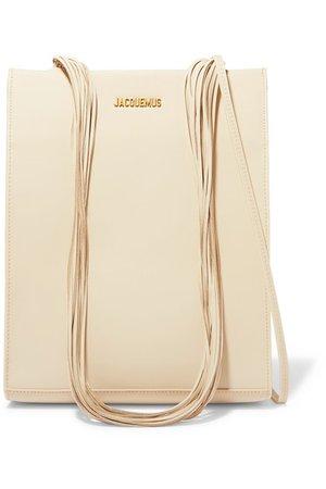 Jacquemus | Le A4 leather tote | NET-A-PORTER.COM