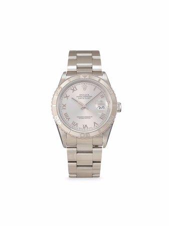 Rolex 2003 pre-owned Datejust 36m - Farfetch