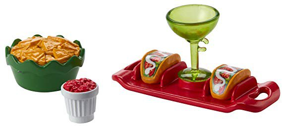 Amazon.com: Barbie Taco Party Accessory Pack: Toys & Games