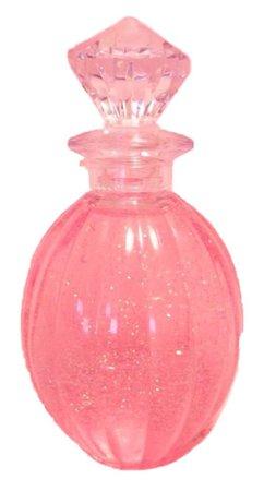 pink perfume bottle png filler
