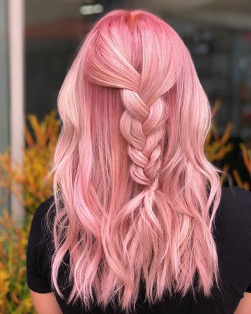 pink pastel hair - Google Search