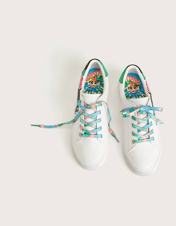 Powerpuff Girls x Bershka sneakers - Best Sellers - Bershka United States