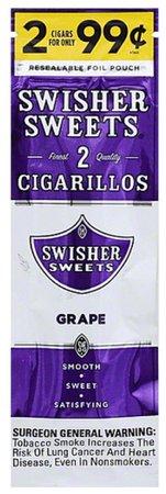 swishers grape
