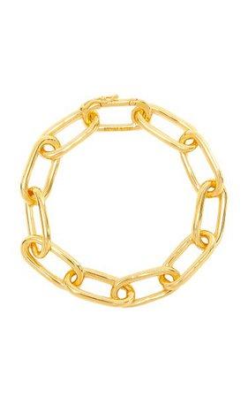 18k Gold Vermeil Bracelet By Sophie Buhai