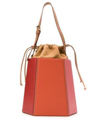 Sarah Chofakian Than leather bag - FARFETCH