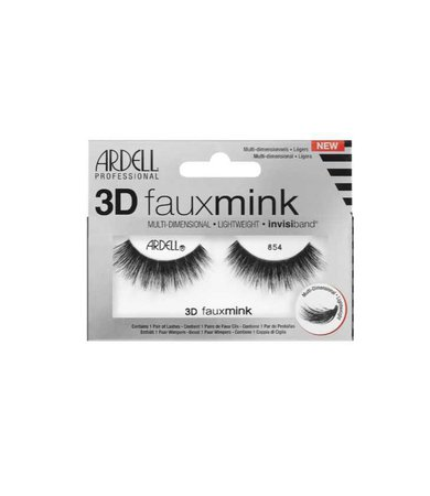 """ardell 3d faux mink lashes """"854"""""""